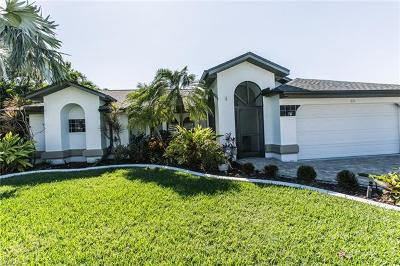 Cape Coral Single Family Home For Sale: 816 SW 2nd Ave