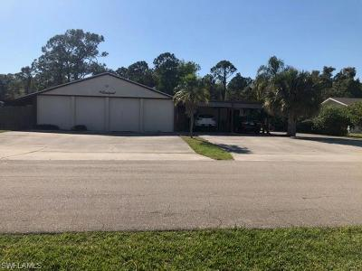 North Fort Myers Multi Family Home For Sale: 5936 Littlestone Ct