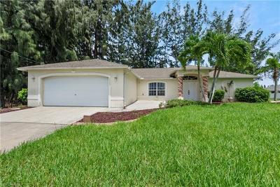 Cape Coral Single Family Home For Sale: 2903 NW 10th St