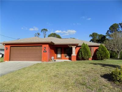 Cape Coral FL Single Family Home For Sale: $199,999