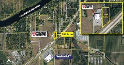 Commercial Lots & Land For Sale: W State Road 80