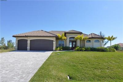 Cape Coral Single Family Home For Sale: 4604 NW 31st St