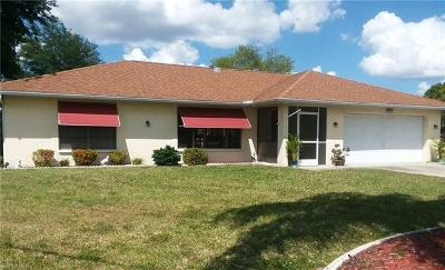 Cape Coral Single Family Home For Sale: 903 SE 19th St
