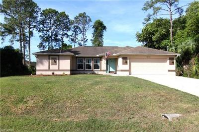North Port Single Family Home For Sale: 2859 Silas Ave