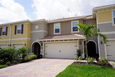 Fort Myers Condo/Townhouse For Sale: 12566 Laurel Cove Dr