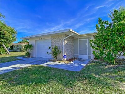 Lehigh Acres Single Family Home For Sale: 519 Pennview Ave