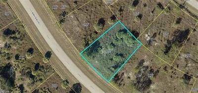 Lehigh Acres Residential Lots & Land For Sale: 845 Nimitz Blvd