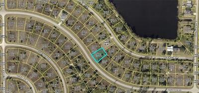 Lehigh Acres Residential Lots & Land For Sale: 841 Nimitz Blvd