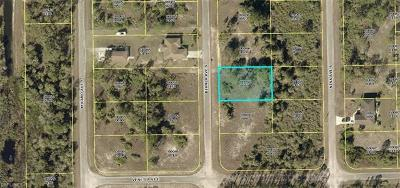 Lehigh Acres Residential Lots & Land For Sale: 749 Bianca