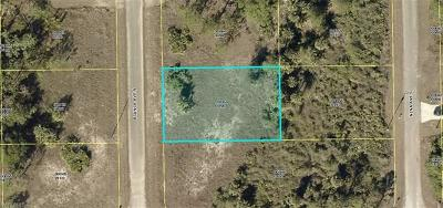 Lehigh Acres Residential Lots & Land For Sale: 751 Bianca