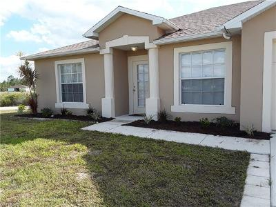 Lehigh Acres Single Family Home For Sale: 2203 Christopher Ave N