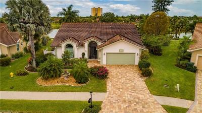 Fort Myers Single Family Home For Sale: 12901 Kelly Bay Ct