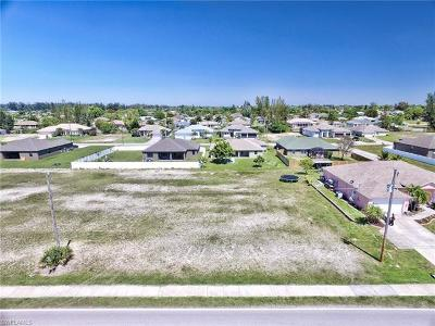 Cape Coral Residential Lots & Land For Sale: 1227 Trafalgar Pky