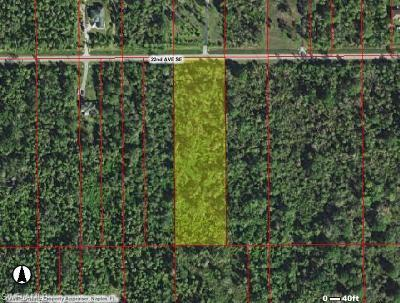 Naples Residential Lots & Land For Sale: 22nd Ave