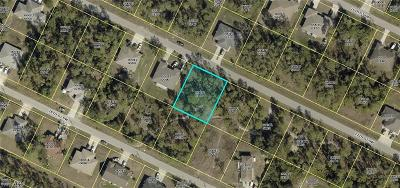 Lehigh Acres Residential Lots & Land For Sale: 4625 27th St SW
