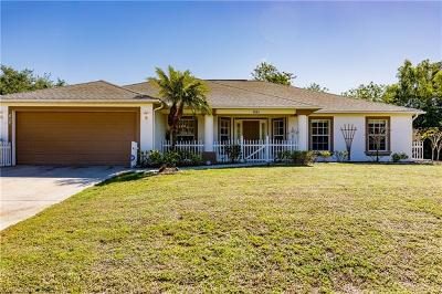 Cape Coral Single Family Home For Sale: 1803 Surfside Blvd