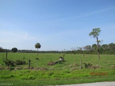 Fort Myers Residential Lots & Land For Sale: 11940 Orange River Blvd