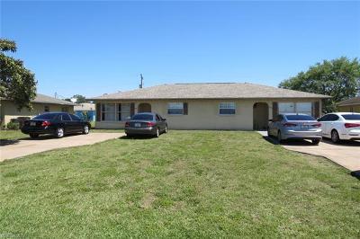 Cape Coral FL Multi Family Home For Sale: $224,500