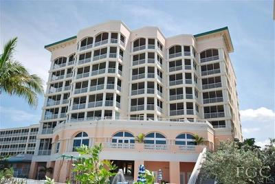 Fort Myers Beach Condo/Townhouse For Sale: 190 Estero Blvd #503