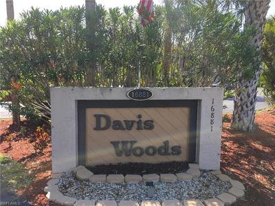 Fort Myers FL Condo/Townhouse For Sale: $148,900