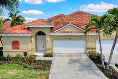 Fort Myers Condo/Townhouse For Sale: 14051 Bently Cir
