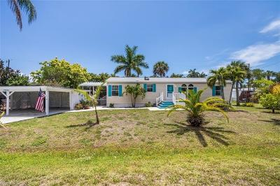 Fort Myers Mobile/Manufactured For Sale: 12201 Moss Dr