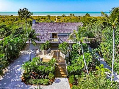 Sanibel, Captiva Single Family Home For Sale: 5089 Joewood Dr