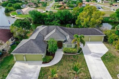 Cape Coral Single Family Home For Sale: 1710 NE 6th St