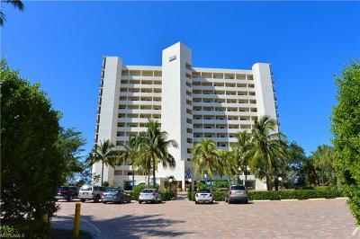 Fort Myers Condo/Townhouse For Sale: 7500 Estero Blvd #1006