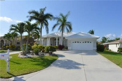 Cape Coral Single Family Home For Sale: 1418 SW 54th Ter