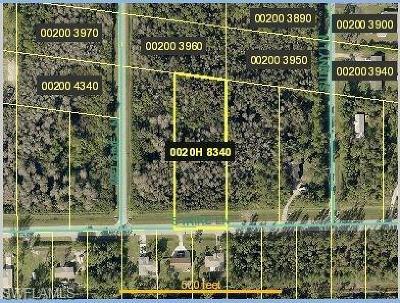 Bonita Springs Residential Lots & Land For Sale: 10261 Strike Ln