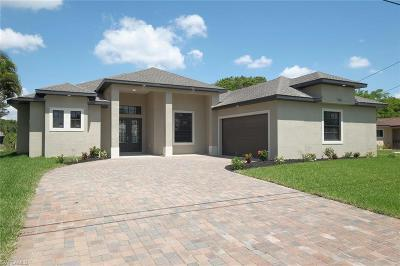 Cape Coral Single Family Home For Sale: 1515 SE 17th St