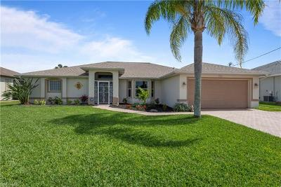 Cape Coral Single Family Home For Sale: 2624 Surfside Blvd