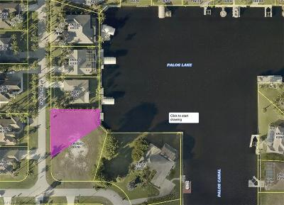Bonita Springs, Cape Coral, Estero, Fort Myers, Fort Myers Beach, Marco Island, Naples, Sanibel, Captiva Residential Lots & Land For Sale: 5309 SW 27th Ave
