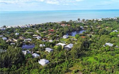 Sanibel Residential Lots & Land For Sale: 255 Hurricane Ln