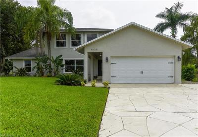 Fort Myers Single Family Home For Sale: 6656 Fairview St
