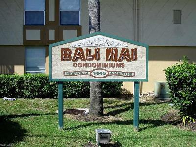 Fort Myers Condo/Townhouse For Sale: 1849 Maravilla Ave #A15