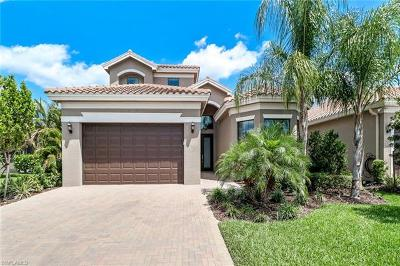 Fort Myers Single Family Home For Sale: 11653 Stonecreek Cir
