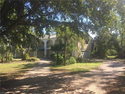 Captiva, Sanibel Single Family Home For Sale: 4155 Dingman Dr