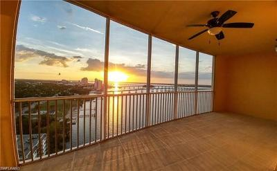 Fort Myers Condo/Townhouse For Sale: 2743 1st St #1803