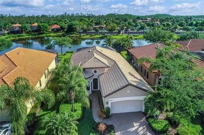 Fort Myers Single Family Home For Sale: 8338 Provencia Ct