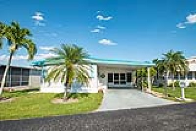 Fort Myers Mobile/Manufactured For Sale: 366 Verna Ave