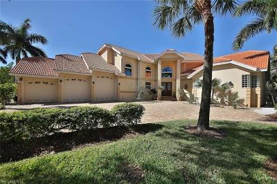Fort Myers, Fort Myers Beach Single Family Home For Sale: 15950 Knightsbridge Ct