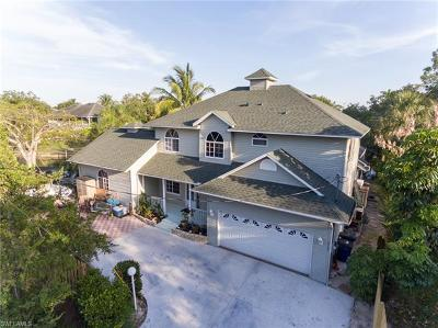 Bonita Springs Single Family Home For Sale: 27281 Sun Aqua Ln