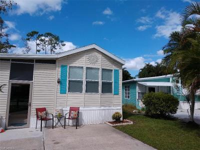 Estero Mobile/Manufactured For Sale: 10933 Least Tern Cir