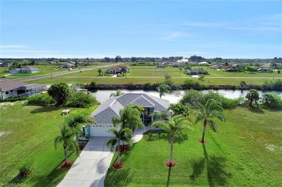 Cape Coral Single Family Home For Sale: 1047 NW 35th Ave
