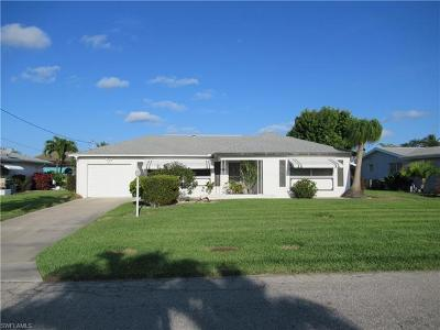 Cape Coral Single Family Home For Sale: 5403 SW 2nd Pl