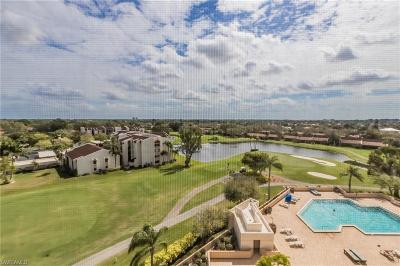 Bonita Springs, Cape Coral, Estero, Fort Myers, Fort Myers Beach, Marco Island, Naples, Sanibel, Captiva Condo/Townhouse For Sale: 5260 S Landings Dr #801