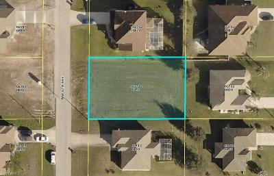 Cape Coral Residential Lots & Land For Sale: 1709 NW 6th Ave