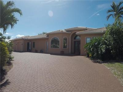 Cape Coral, Matlacha Single Family Home For Sale: 1716 SW 43rd St